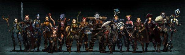 Character-lineup