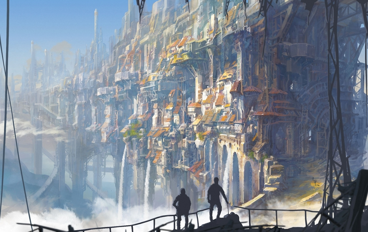 Gaming in a New City